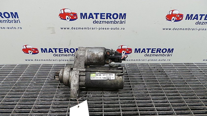 ELECTROMOTOR VW POLO Stufenheck (9N_) 1.6 benzina (2002 - 09-2010-12)