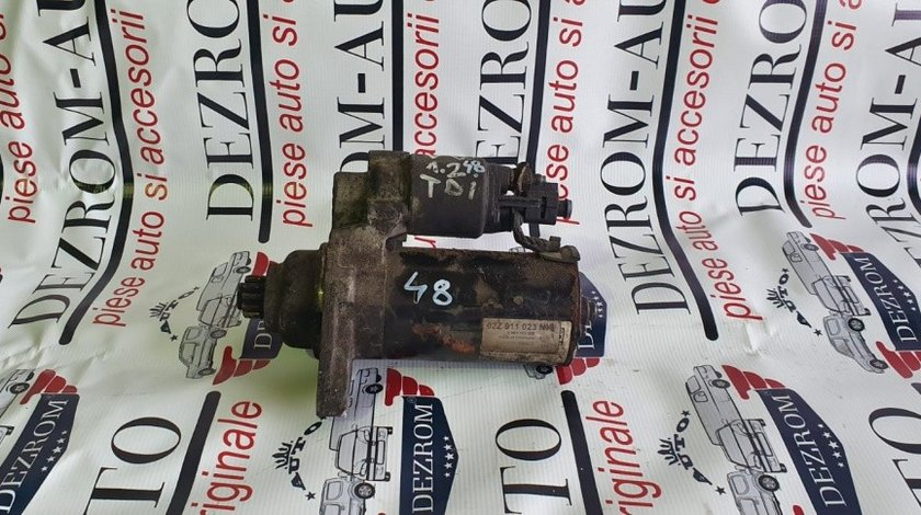 Electromotor VW Transporter T6 2.0TDi 84/102cp cod piesa : 02Z911023NX