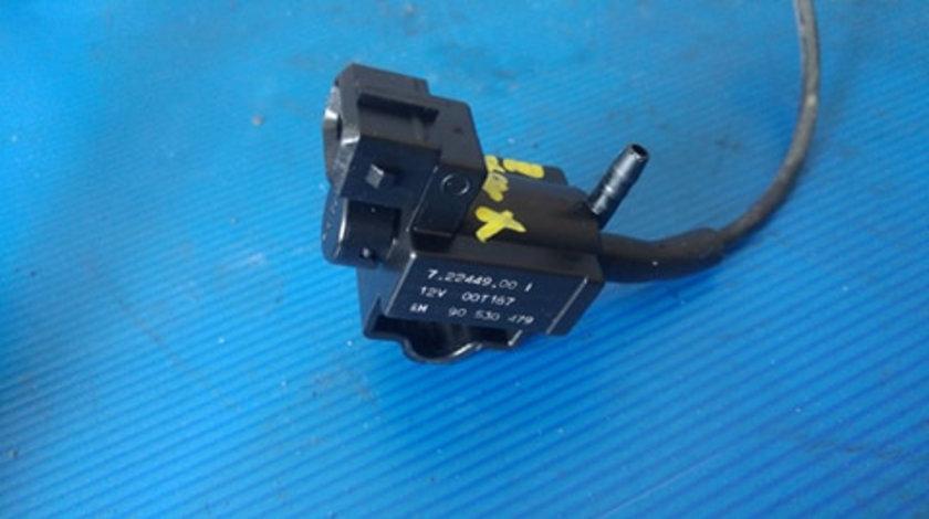 Electrovalva 1.8 benz x18xe opel vectra b zafira a astra g 72244900 90530479