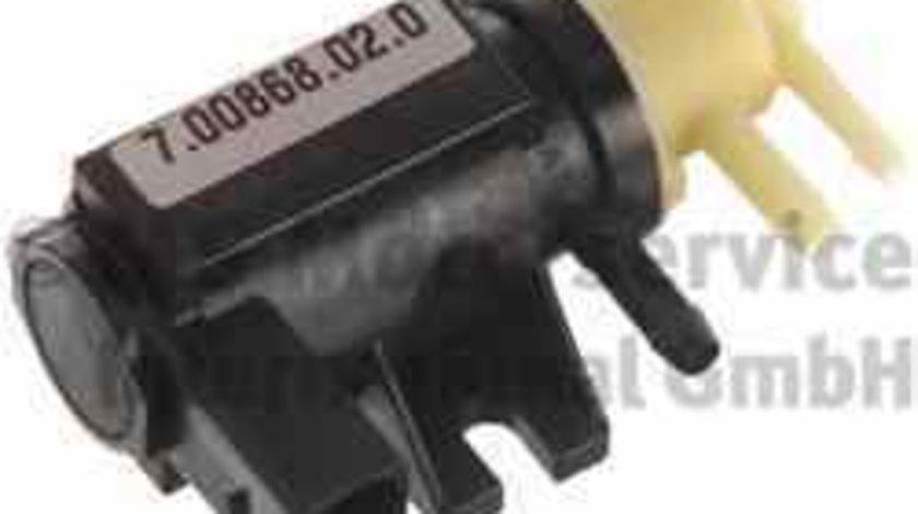 Electrovalva Electrovana Turbo VW TRANSPORTER V platou / sasiu 7JD 7JE 7JL 7JY 7JZ 7FD Producator PIERBURG 7.00868.02.0
