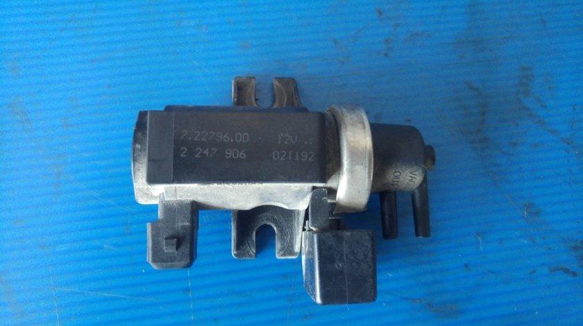 Electrovalva supapa vacuum bmw seriw 3 e46 serie 5 e39 serie 7 e38 318d 320d 72279600 2247906