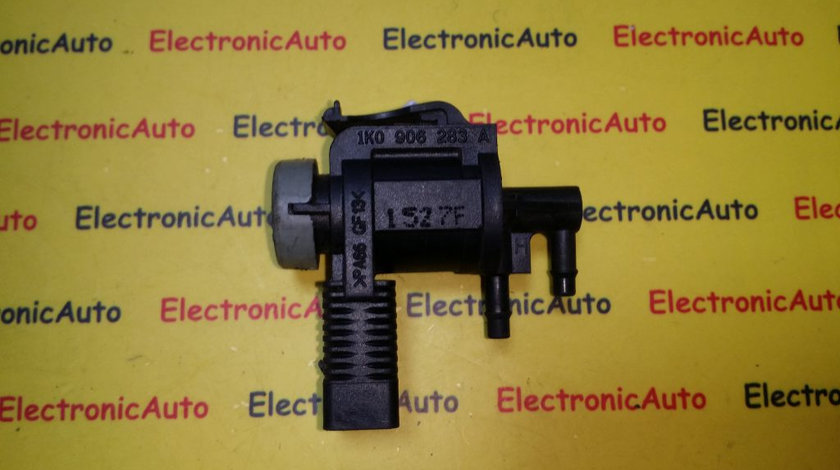 Electrovalva supapa vacuum EGR Seat Skoda VW Audi 1K0906283A