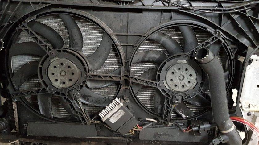 Electroventilatoare AUDI A6 4G 3.0 TDI 2012 2013 2014
