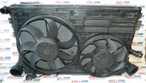 Electroventilatoare radiator VW Passat B6 Cod: 1K0...