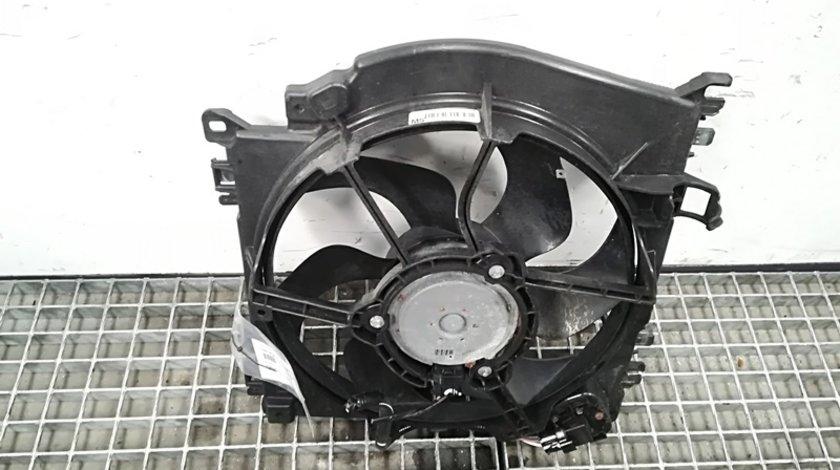 Electroventilator 8200688375, Renault Clio 3, 1.2b (id:345484)