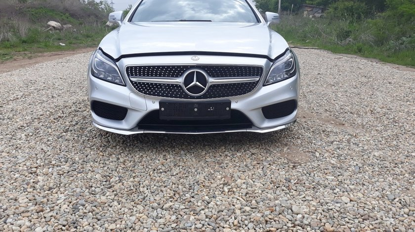 Electroventilator AC clima Mercedes CLS W218 2015 break 3.0