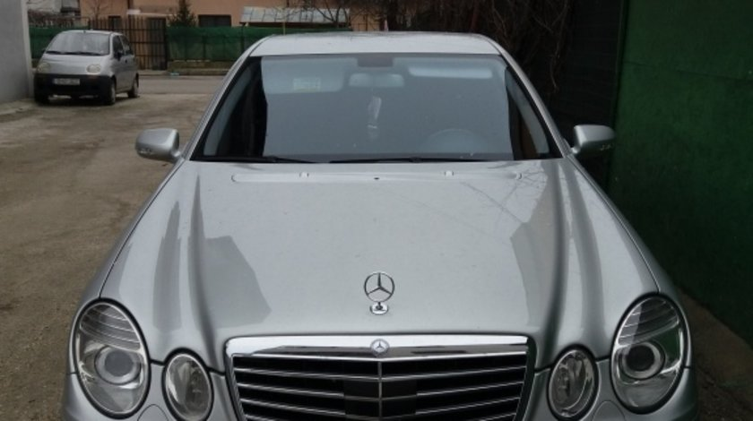 Electroventilator AC clima Mercedes E-CLASS W211 2007 berlina 3.0
