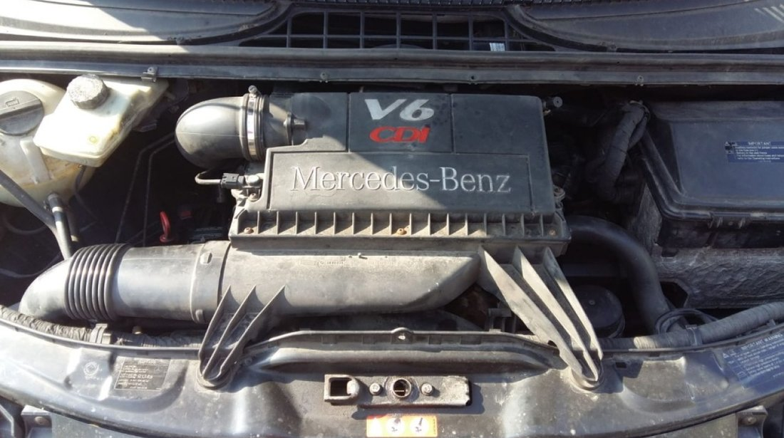 Electroventilator AC clima Mercedes VITO 2008 VAN 2987 CDI