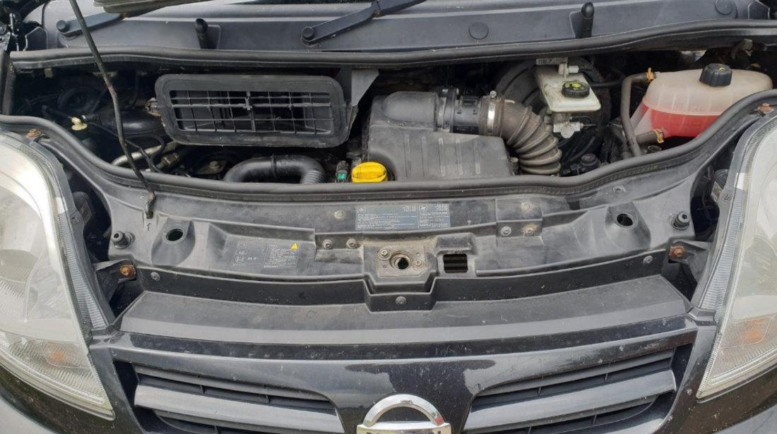 Electroventilator AC clima Nissan Primastar 2008 renault trafic 2.0