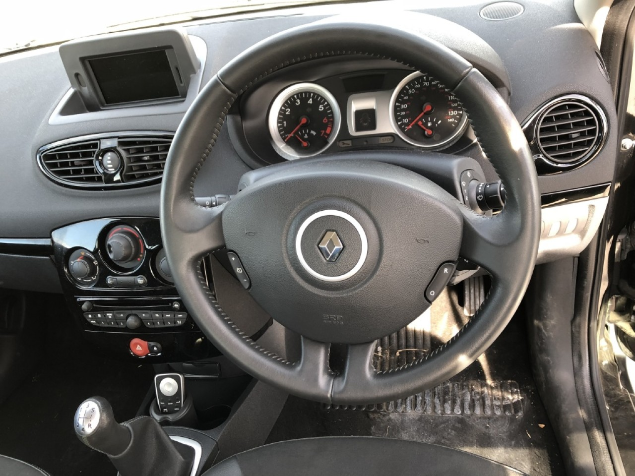 Electroventilator AC clima Renault Clio 2011 Hatchback 1.2 TCe Tom Tom