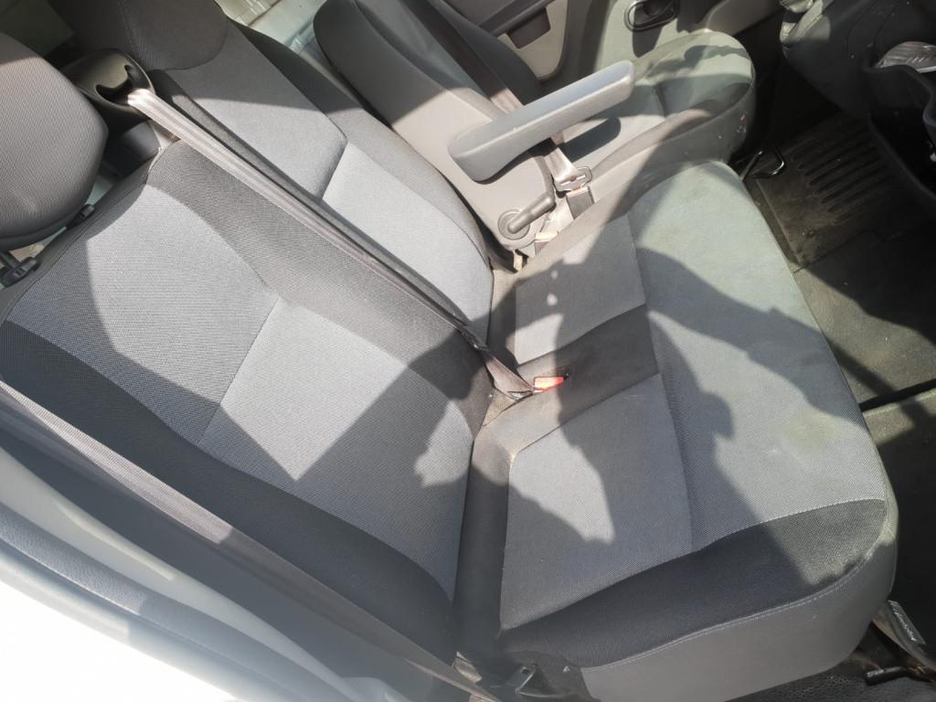 Electroventilator AC clima Renault Master 2013 bus 2.3 dci