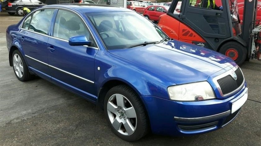Electroventilator AC clima Skoda Superb 2003 Berlina 1.9