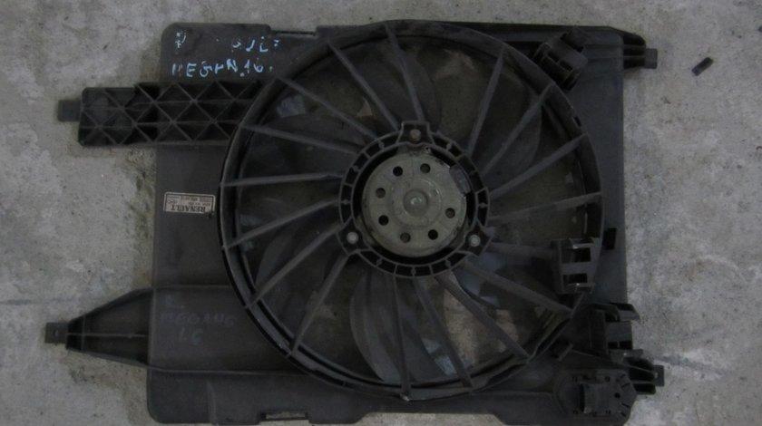 Electroventilator apa renault megane 1.6