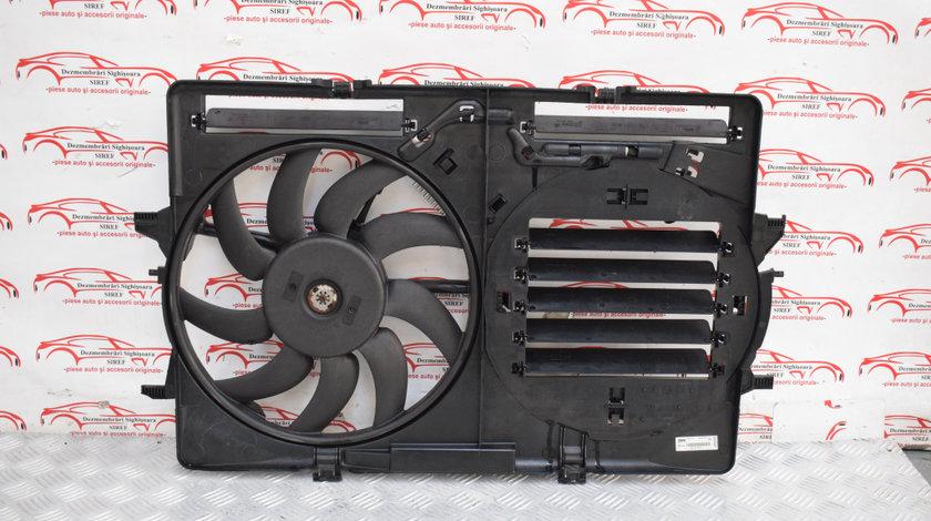Electroventilator Audi A4 B8 2.7 TDI CGKA 564