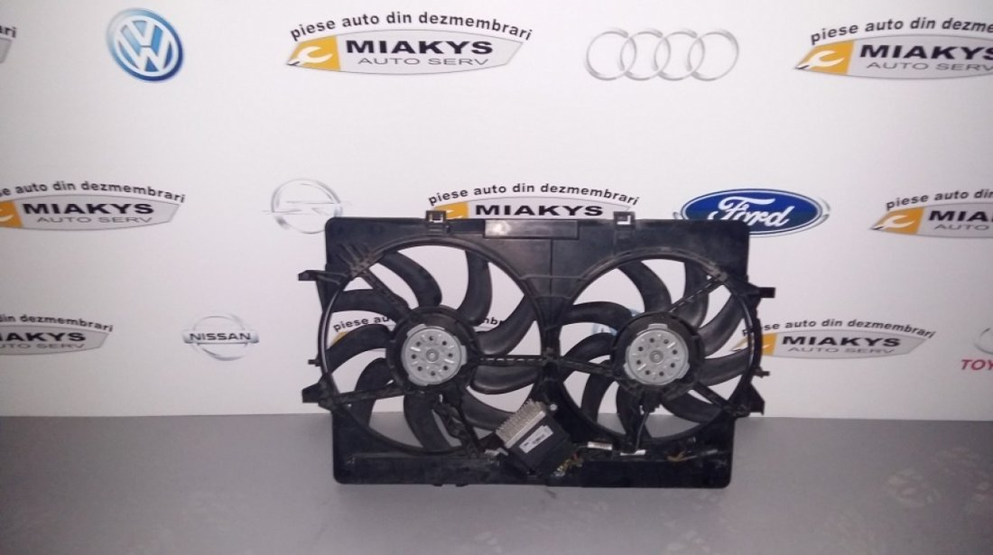 Electroventilator Audi A5