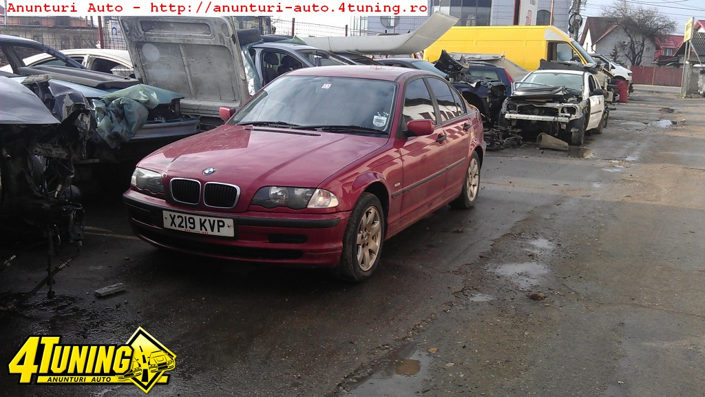 Electroventilator BMW 320d an 2000