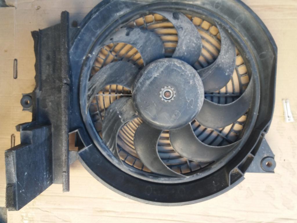 Electroventilator clima Hyundai Santa Fe 2,0 CRDI 2001