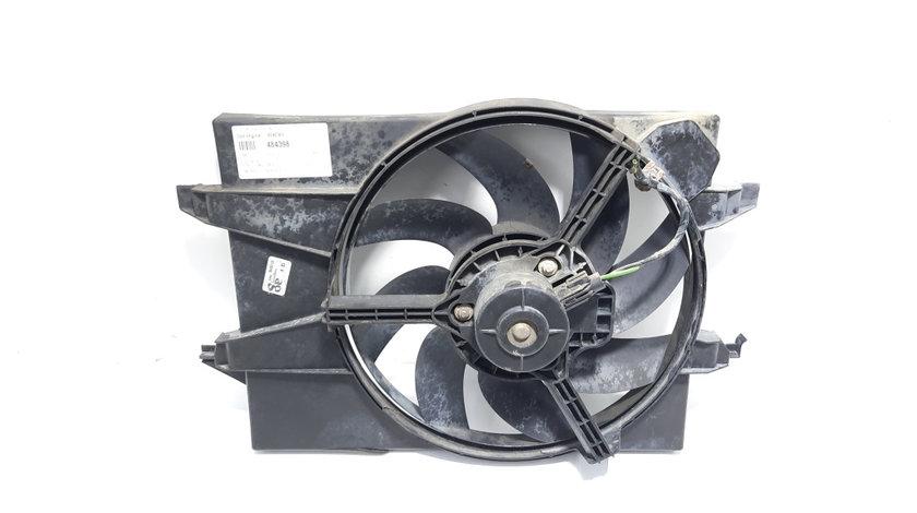 Electroventilator, cod 8240365, Ford Fiesta 5, 1.4 TDCI, F6JA (id:484398)