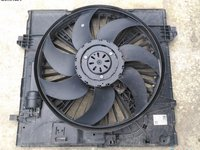 Electroventilator complet Mercedes ML W166 A0999060900