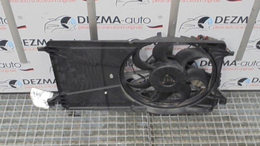Electroventilator cu releu, 3M5H-8C607-XA, Mazda 3 (BK) 1.6di turbo (id:252959)