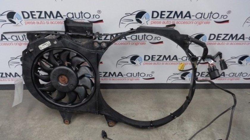 Electroventilator cu releu 8E0121205B, Audi A4 (8E2, B6) 2000-2004 (id:212175)