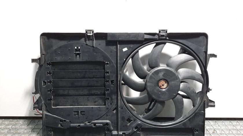 Electroventilator cu releu, Audi A4 Avant (8K5, B8) [Fabr 2008-2015] 2.0 tdi, CAG (id:425202)