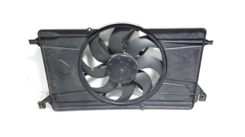 Electroventilator cu releu, cod 3M51-8C607-EC, Ford Focus C-Max, 1.6TI (id:282932)