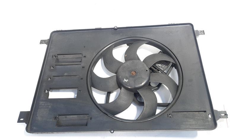 Electroventilator cu releu, cod 6G91-8C607-DE, Ford S-Max 1, 2.0 TDCI (id:468516)