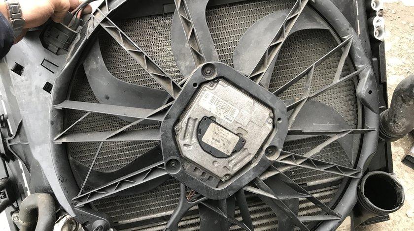 Electroventilator cu suport BMW Seria 3 E90 E91 2005 2006 2007 2008