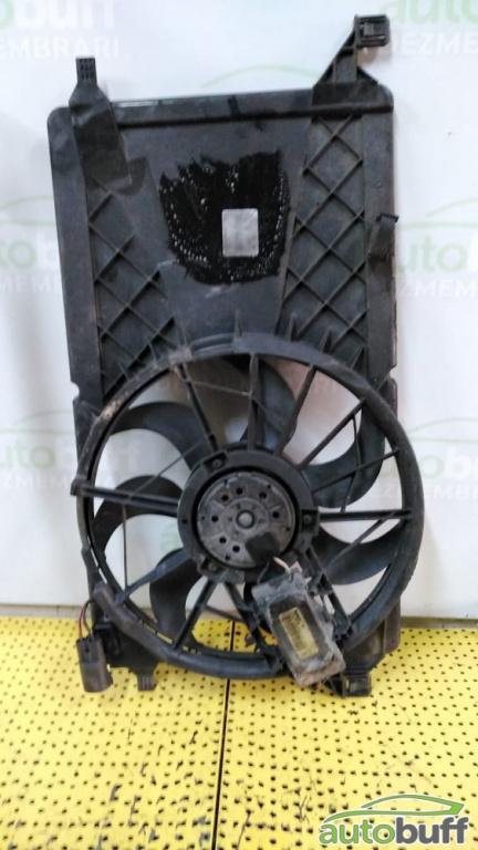 Electroventilator Ford Focus II (2004-2010) 1.6 tdci 1137328148