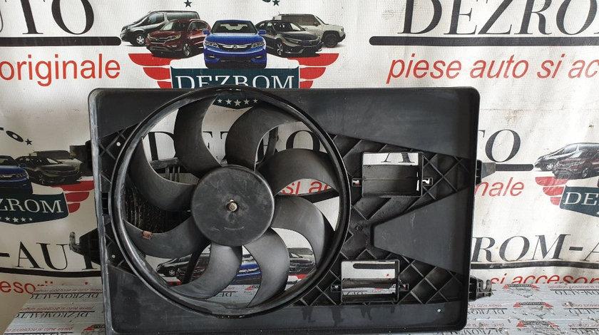 Electroventilator Ford Mondeo Mk3 2.0 TDCi 130cp cod piesa : 5S71-8C607-BC