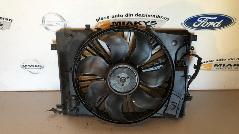 Electroventilator Mercedes C-lass W204