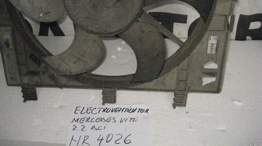 Electroventilator mercedes vito