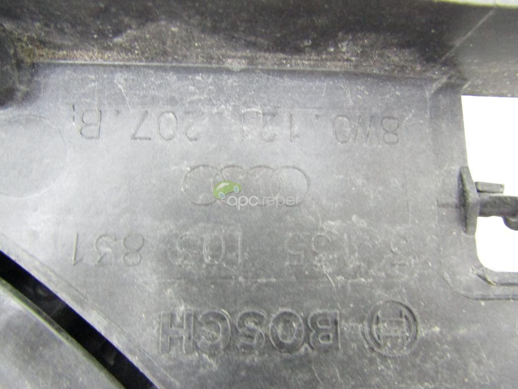 Electroventilator Original Audi A4 B9 8W / A5 F5 / Q7 4M / A6 C8 / A7 4K - Cod: 8W0121003B