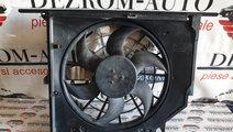 Electroventilator original cu suport BMW Seria 3 E...