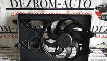 Electroventilator original cu suport FORD Mondeo M...