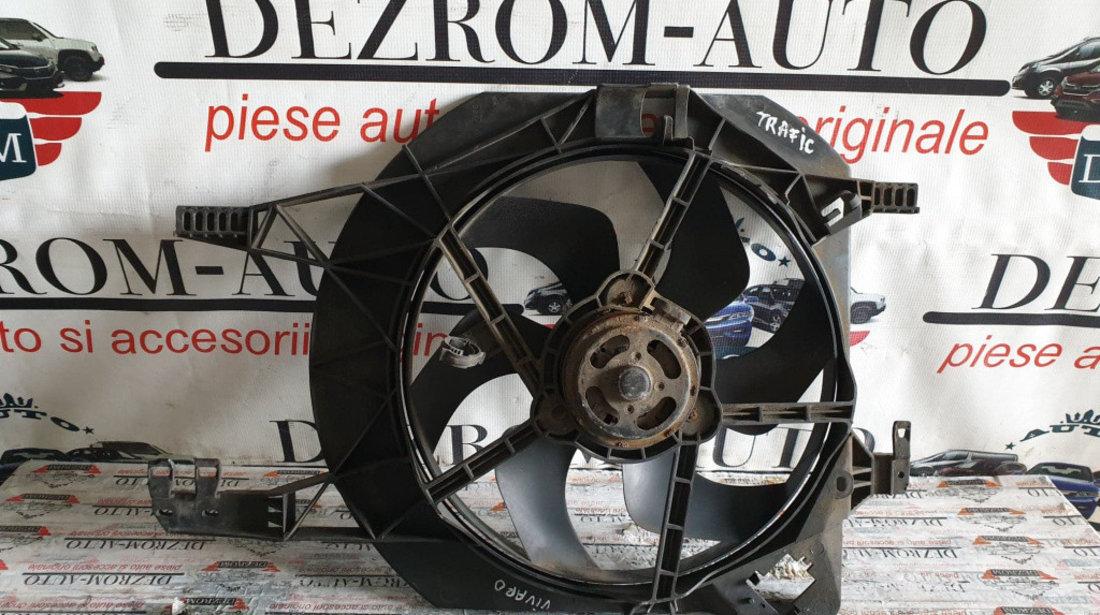 Electroventilator original Nissan Primastar 1.9 cdti cod piesa : 8200151873