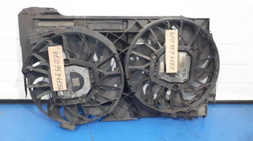 Electroventilator panou GMV 4E0959455H/ 4E0959455G Audi A8 4E D3 2003-2010