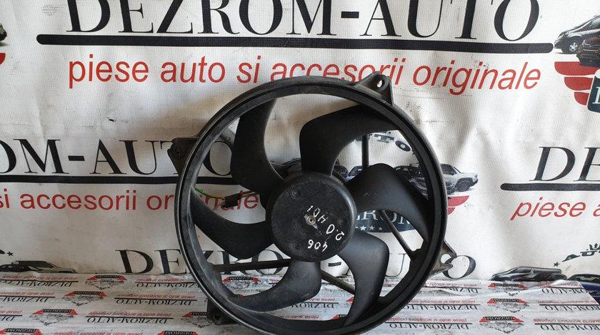 Electroventilator Peugeot 607 2.2 HDi cod piesa : 1830884016