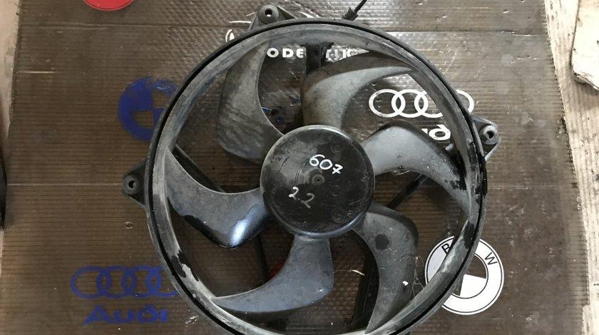 Electroventilator Peugeot 607 2.2HDI