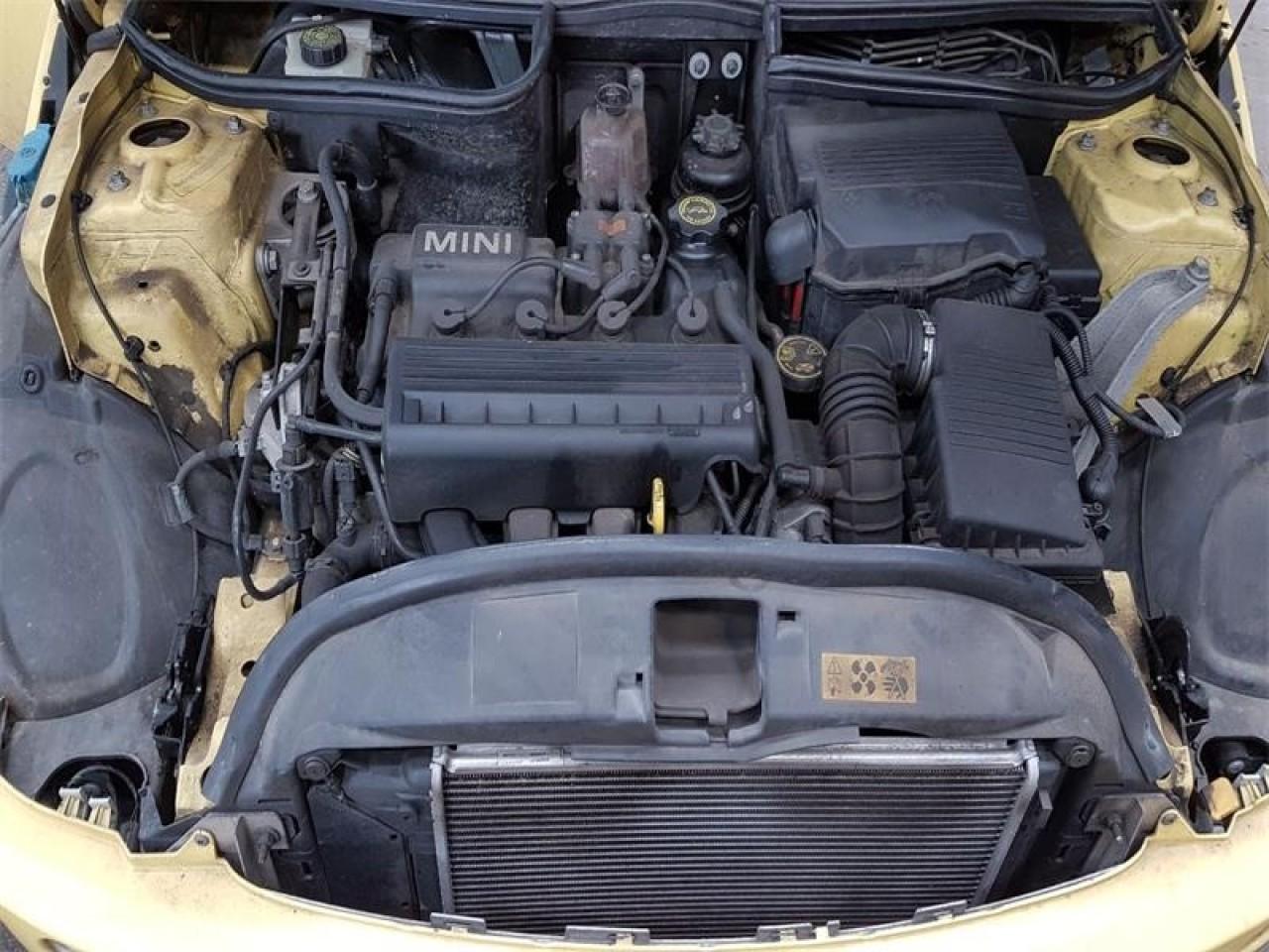 Electroventilator racire Mini Cooper 2003 Hatchback 1.6 i