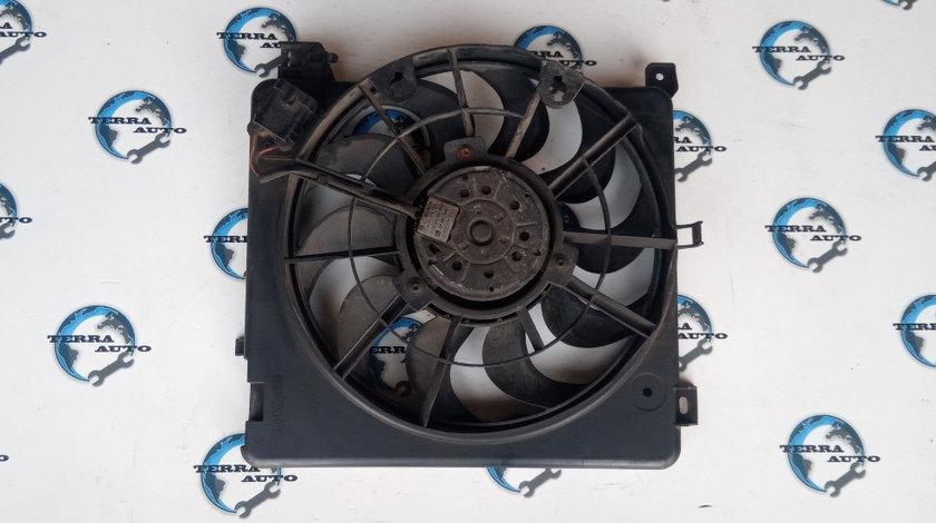 Electroventilator racire motor Opel Zafira B 1.7 CDTI