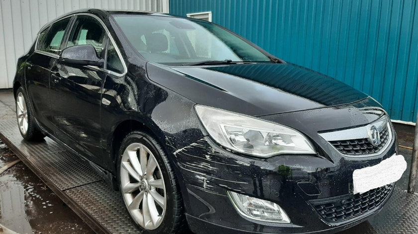 Electroventilator racire Opel Astra J 2011 Hatchback 1.4 TI