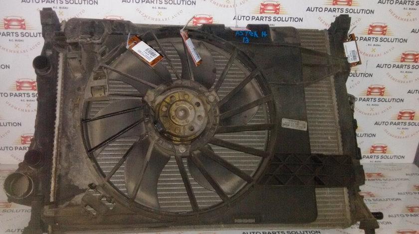 Electroventilator radiator 1.3 CDTI OPEL ASTRA H 2004-2009