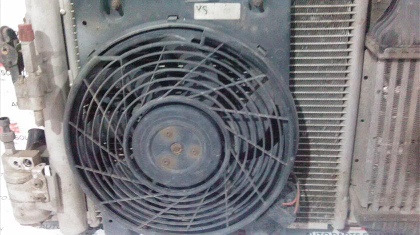 Electroventilator radiator AC OPEL ASTRA G 1998-2004