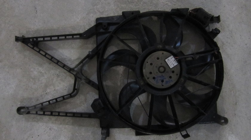 electroventilator radiator apa astra g 1.7 dti