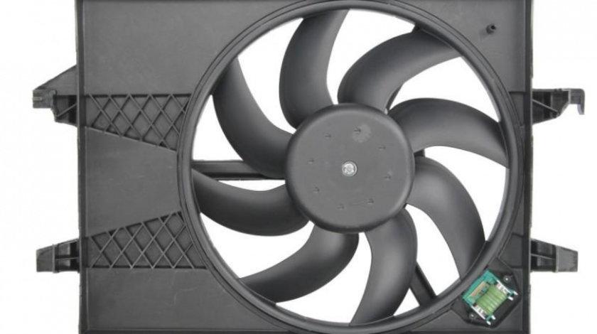 Electroventilator radiator Ford Fiesta 5 (2001->) [JH_, JD_,MK6] #4 05051416