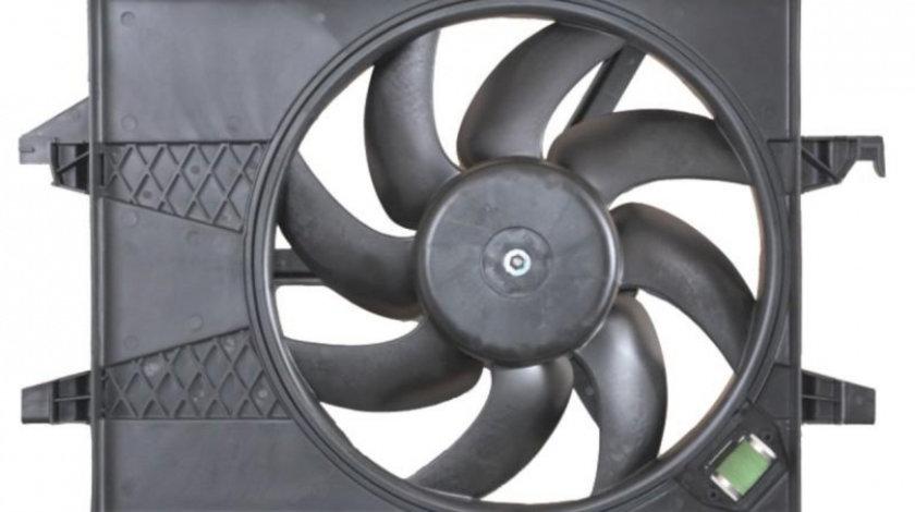 Electroventilator radiator Ford Fiesta 5 (2001->) [JH_, JD_,MK6] #3 0501416