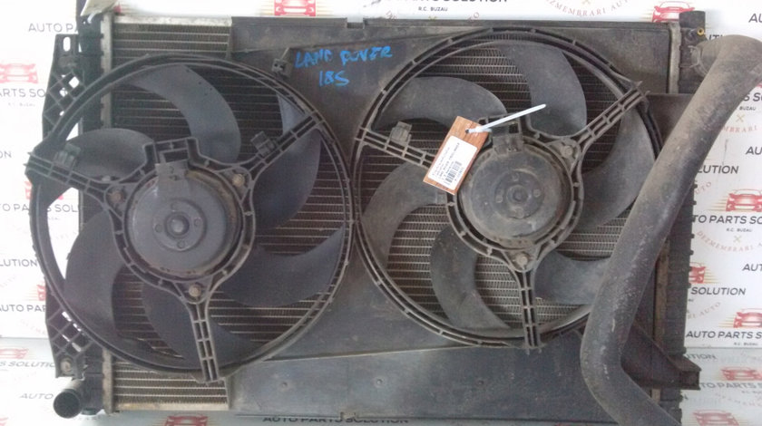 Electroventilator radiator LAND ROVER FREELANDER 1 1998-2006