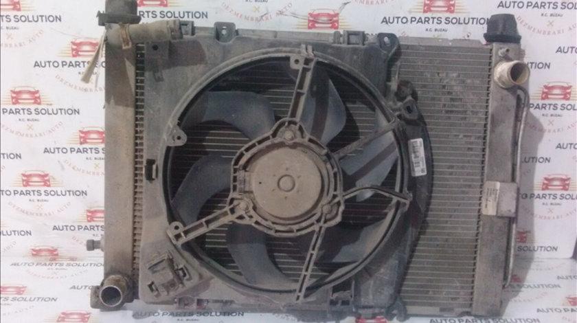 Electroventilator radiator RENAULT CLIO 3
